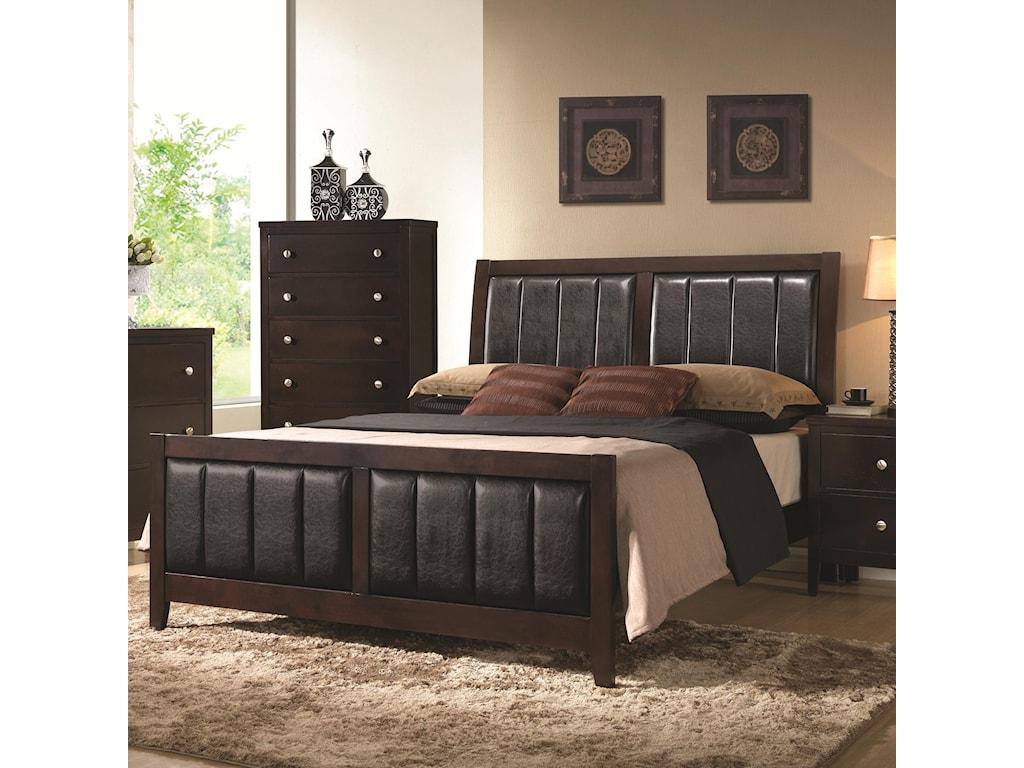 Coaster CarltonQueen Bed