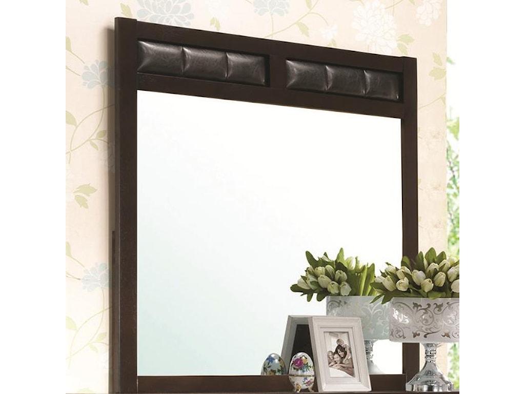 Coaster CarltonDresser Mirror