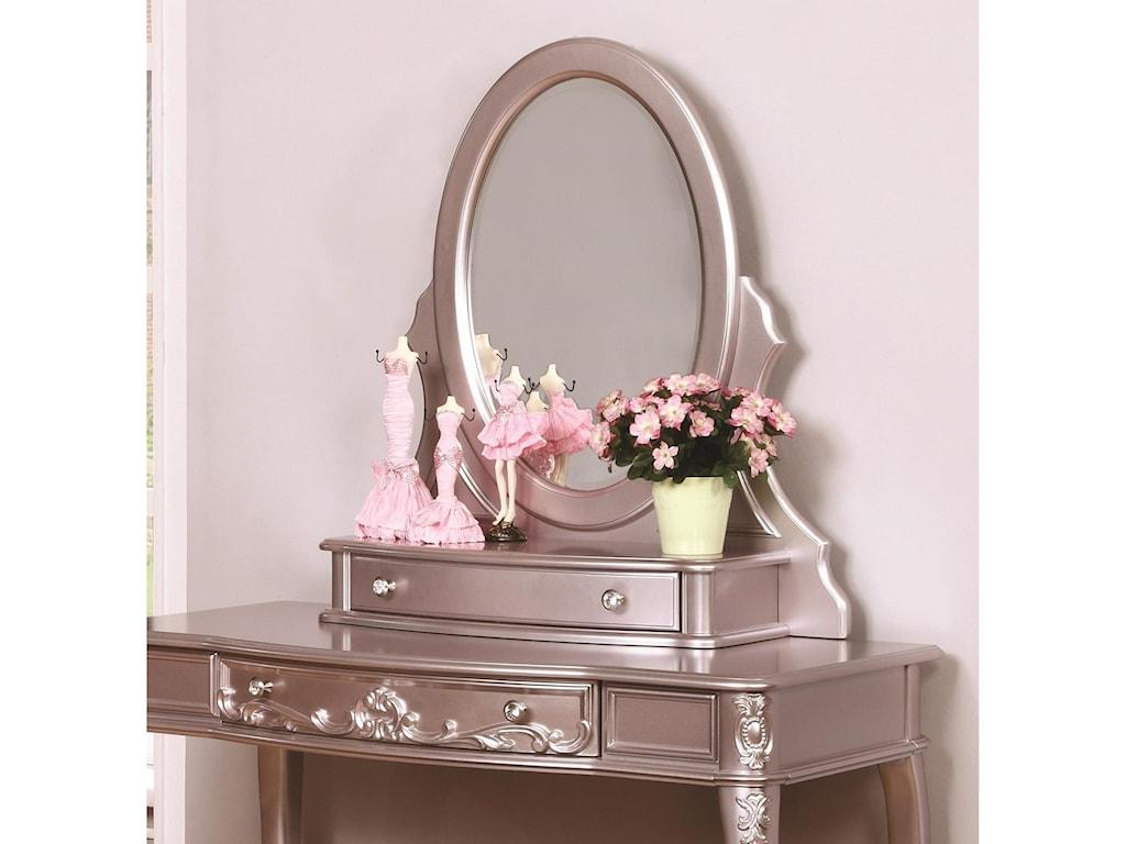 Coaster CarolineVanity Mirror
