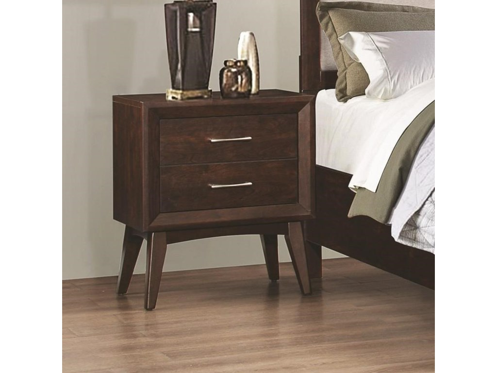Coaster Carrington2 Drawer Nightstand