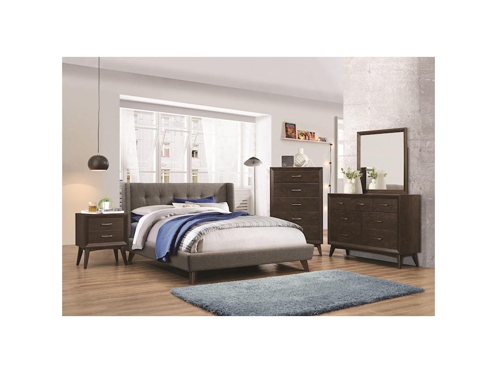 Coaster CarringtonFull Bed