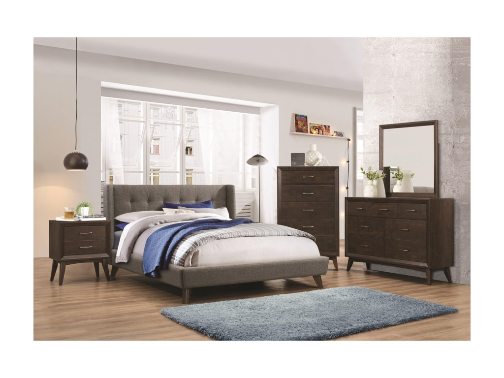 Coaster CarringtonKing Bed