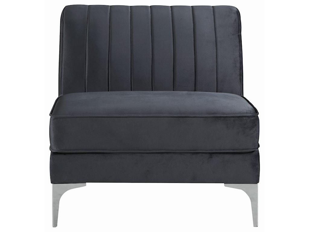 Coaster CassandraArmless Chair