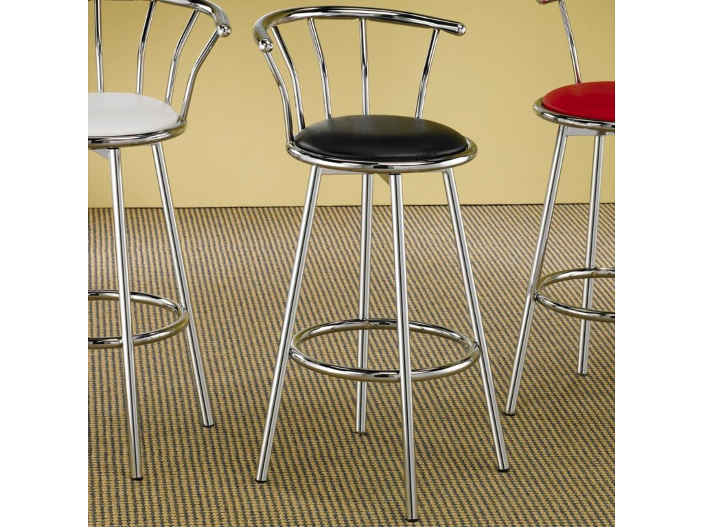 Rooms Collection Two ClevelandChrome Plated Bar Stool