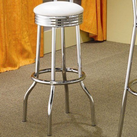 Soda Fountain Bar Stool