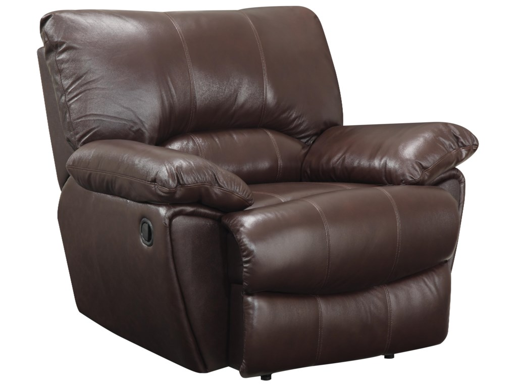Actual Recline Handle May Differ Based on Manual or Power Recline Options