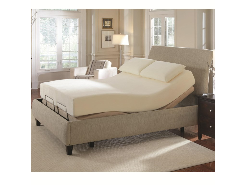 Coaster Coaster FoundationsQueen Premier Bedding Pinnacle Adj Base