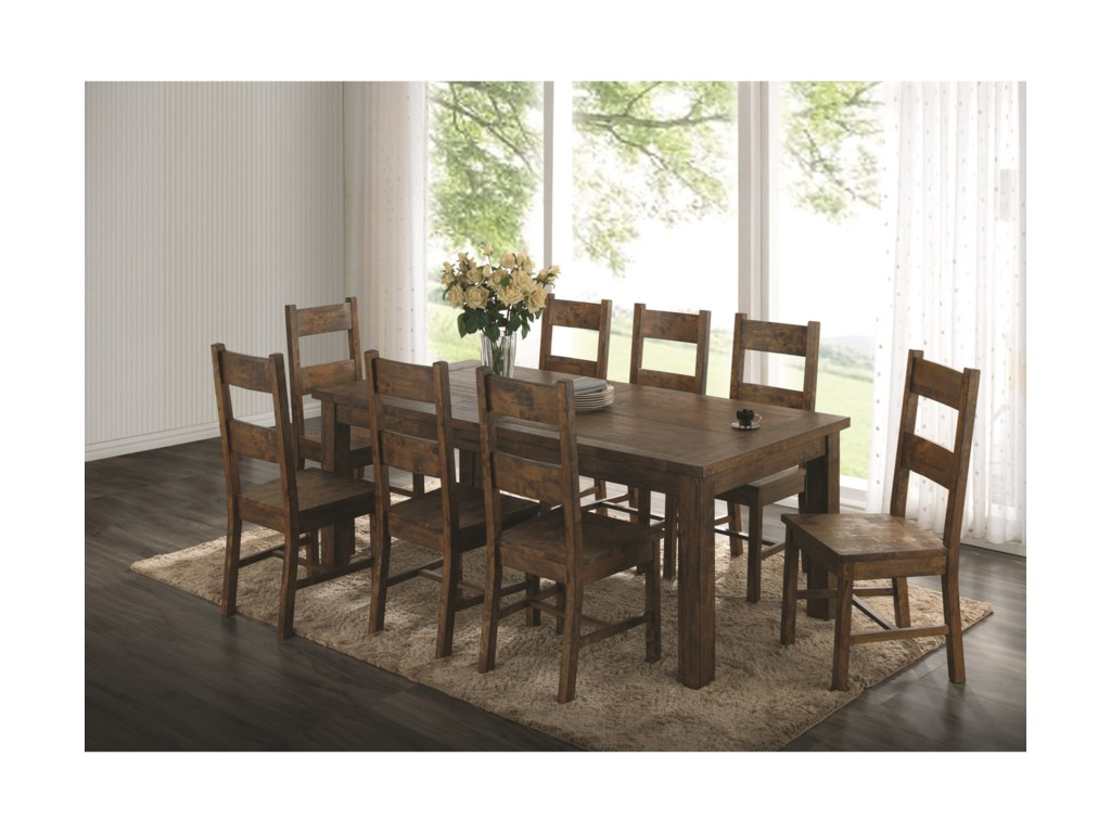 Coaster ColemanTable and Chair Set