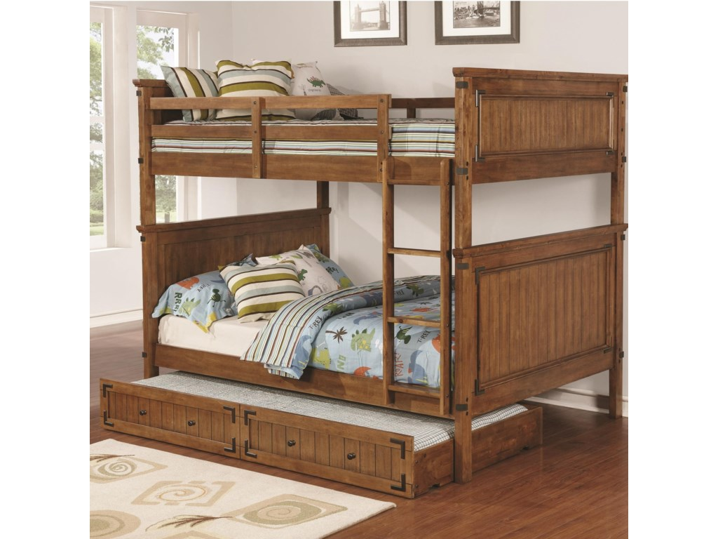 Coaster Coronado Bunk BedFull over Full Bunk Bed