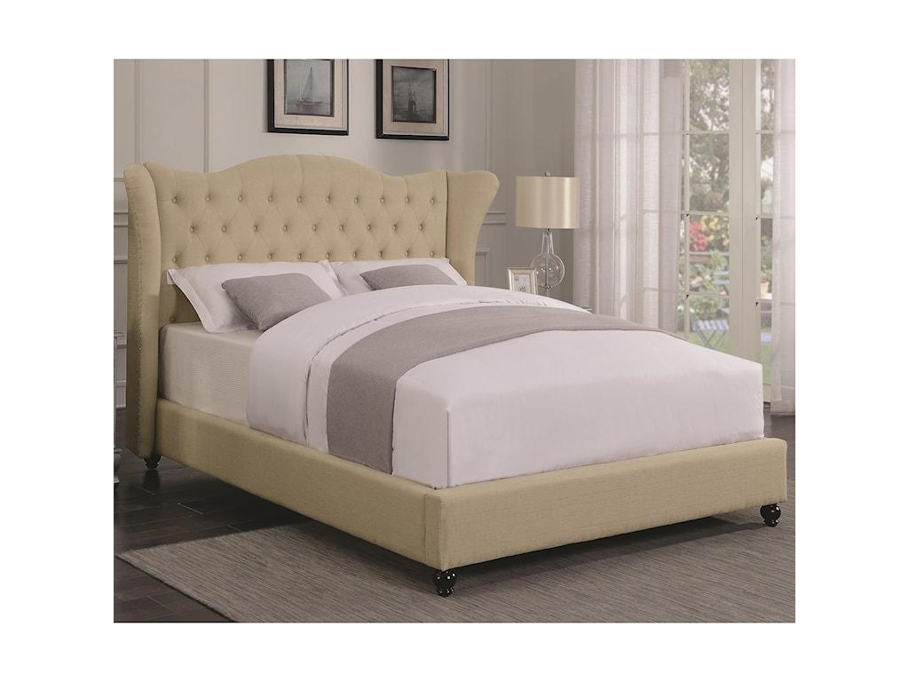 Coaster CoronadoKing Bed
