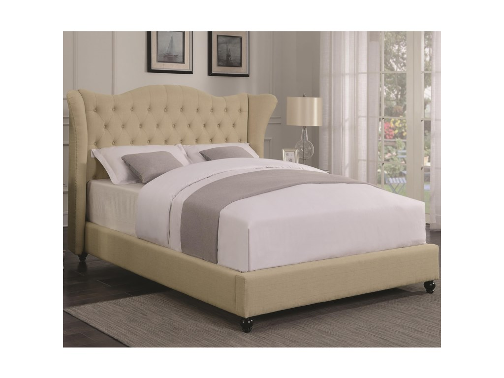 Coaster CoronadoQueen Bed
