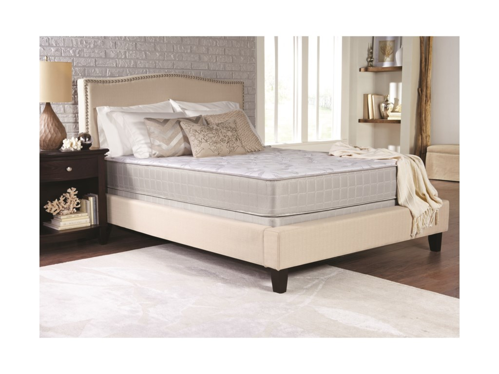 Bed and Pillow Not Included; Image Shown May Not Represent Size Indicated
