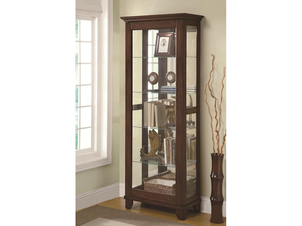 Collection # 2 Curio CabinetsCurio Cabinet