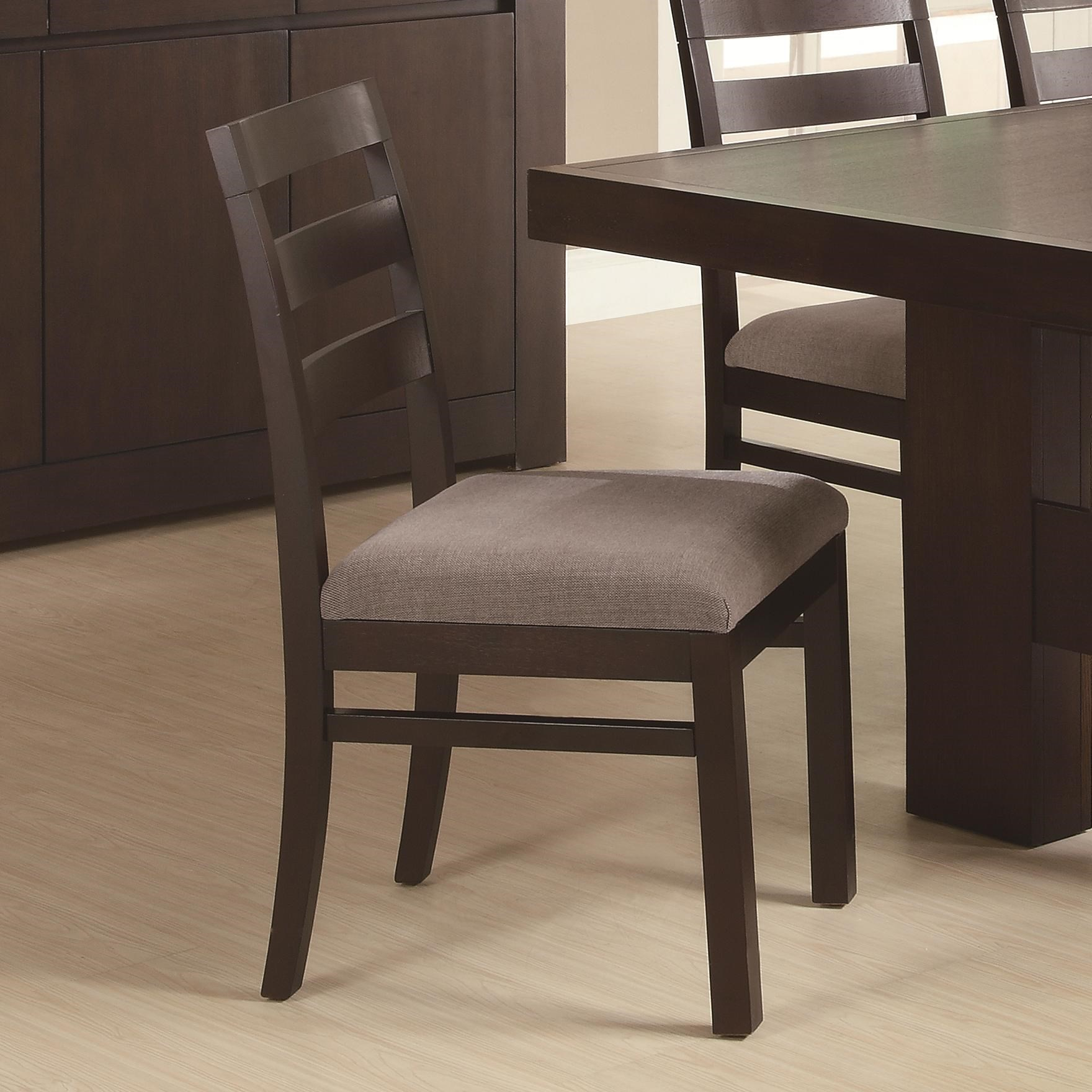 Coaster Dabny Ladder Back Dining Chair