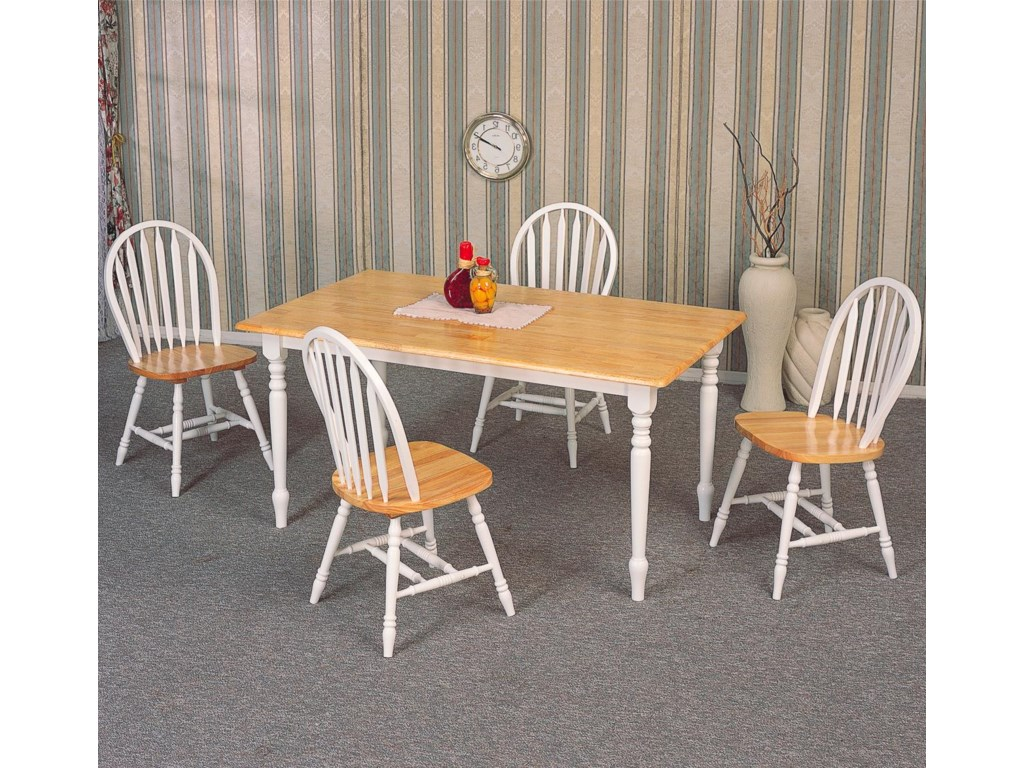 Shown with Chairs