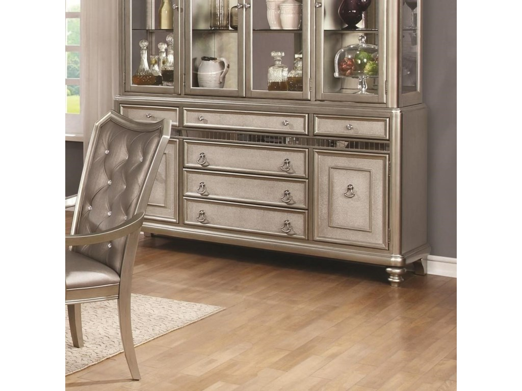 Coaster Danette6 Drawer Server