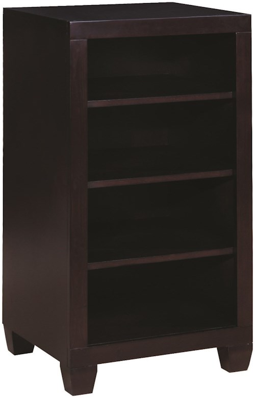 Coaster Danville 4 Tier Bookcase