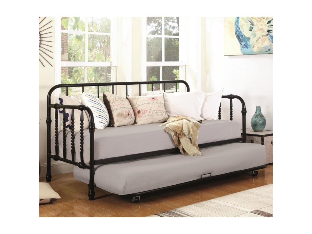 Coaster Daybeds by CoasterDaybed with Trundle