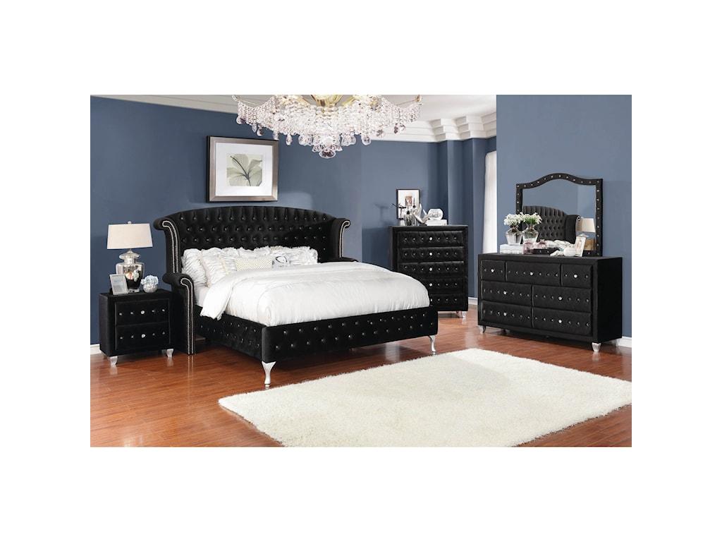 Coaster DeannaCalifornia King Bedroom Group