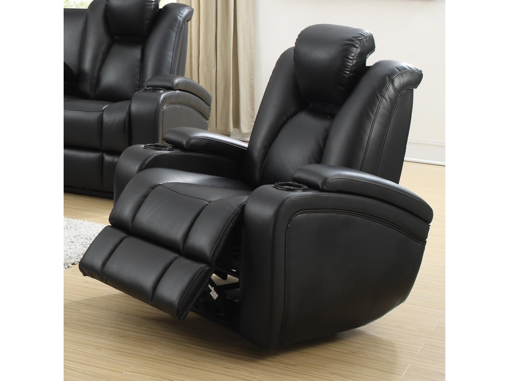 Coaster DelangePower Recliner