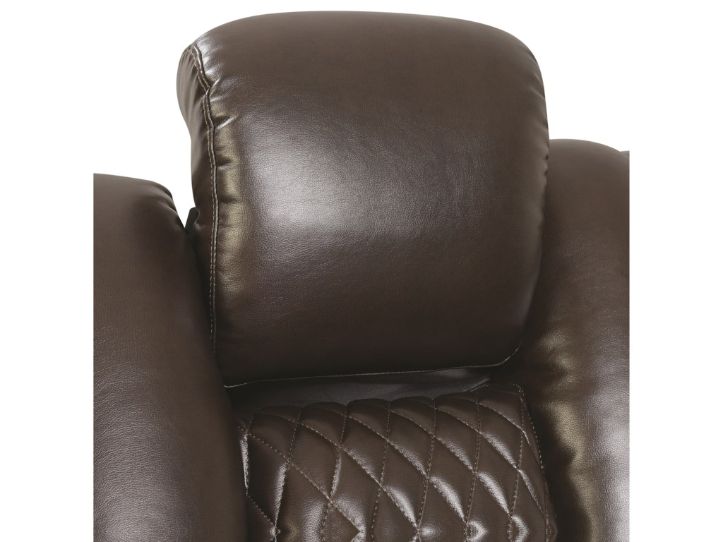 Coaster DelangeloPower Reclining Love Seat