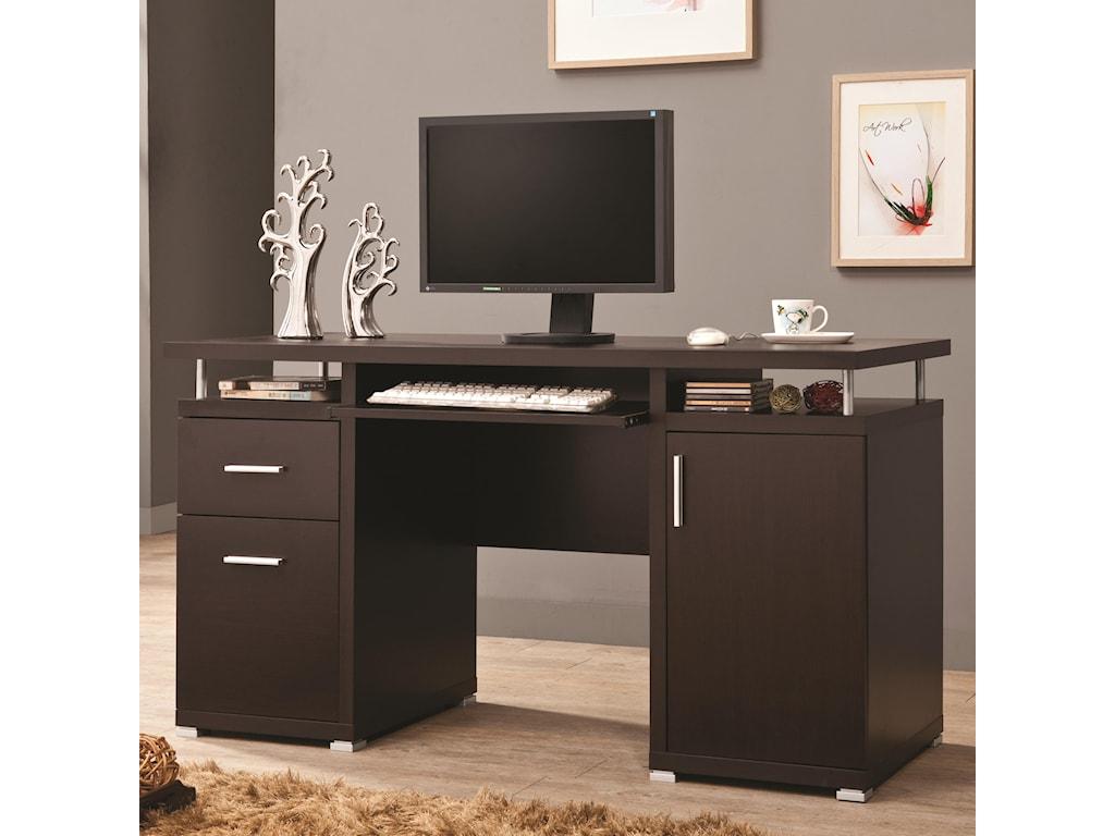 Coaster Computer Desk 1 2
