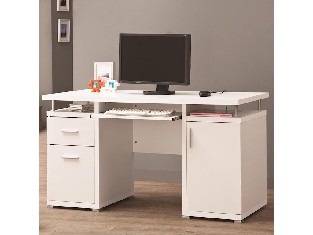 Coaster  -Computer Desk