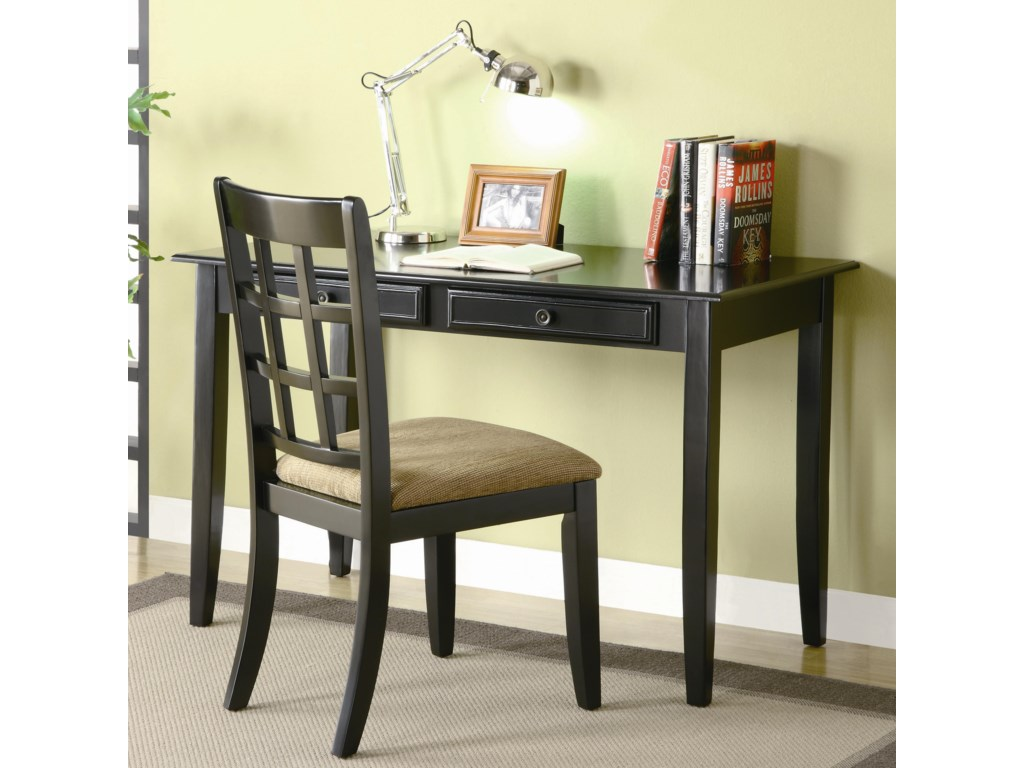 Coaster  -2 Piece Desk Set