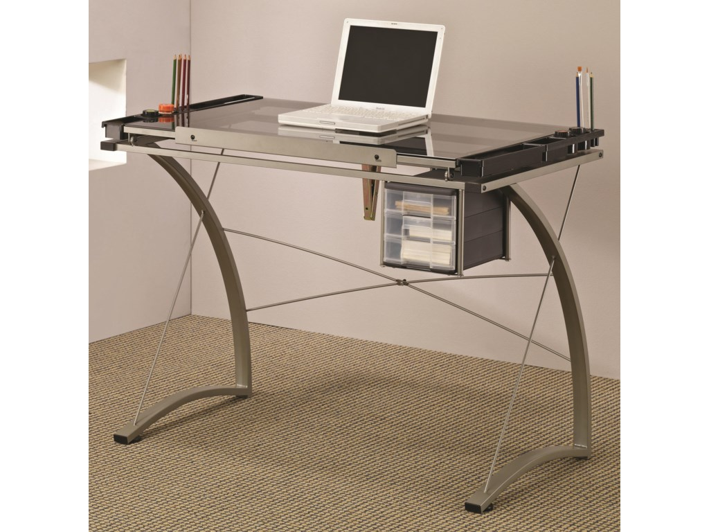 Coaster  -Artist Table Desk