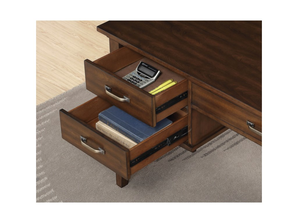 Coaster  -Office Desk