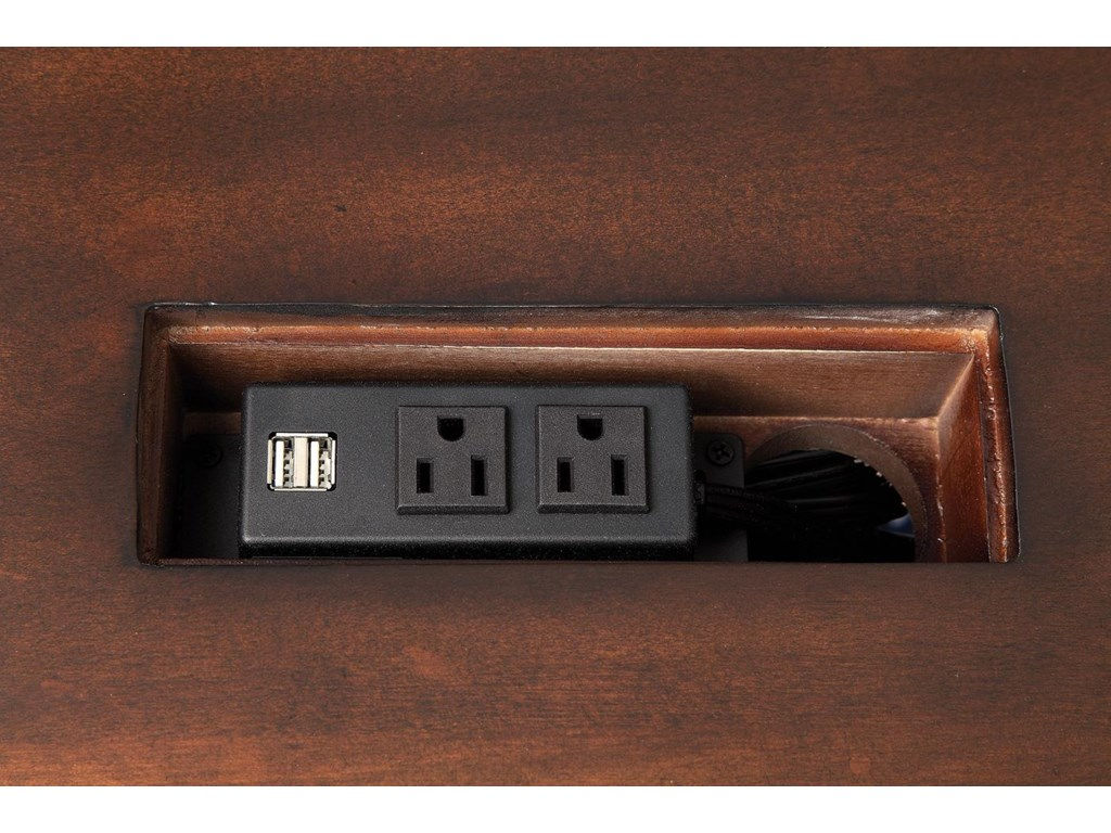 Included Power Outlets