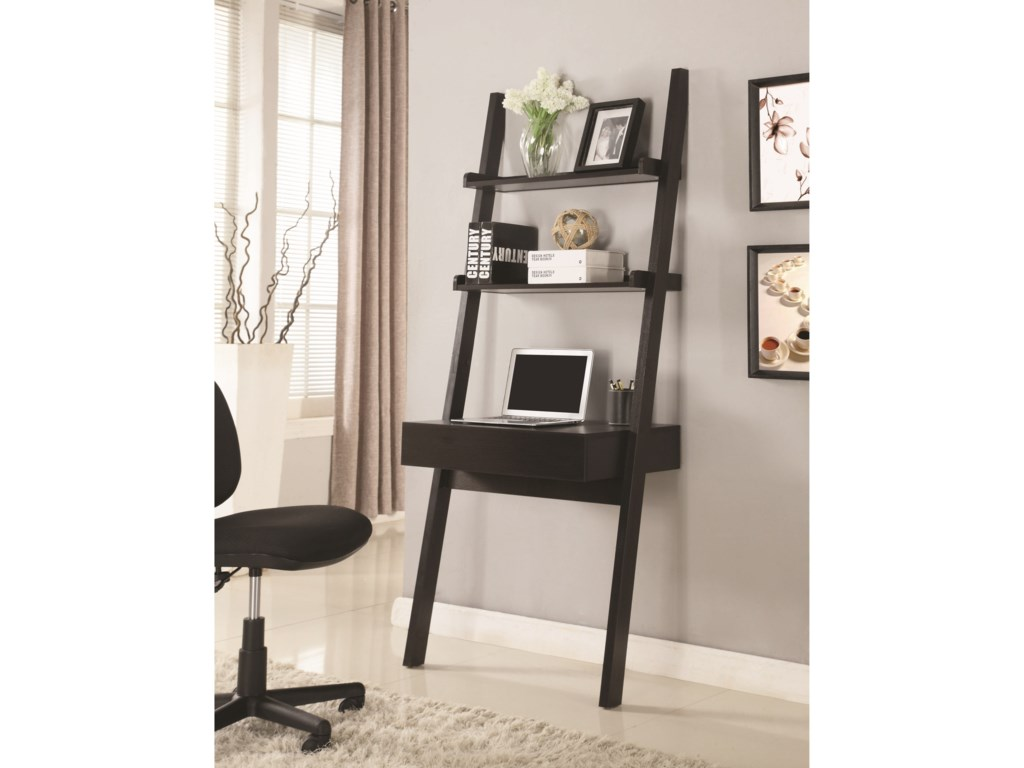 Coaster  Ladder Desk