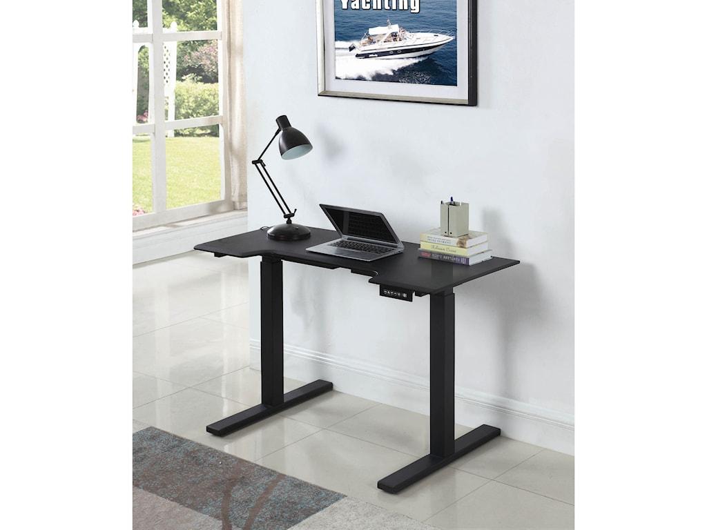 Coaster  -Standing Desk