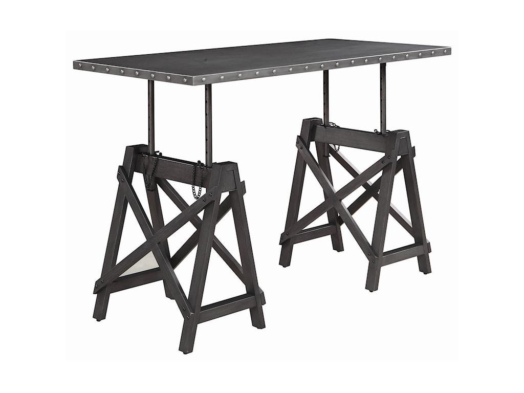Coaster  -Adjustable Desk