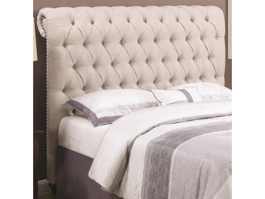 (Up to 50% OFF sale price) Collection # 2 DevonCalifornia King Headboard
