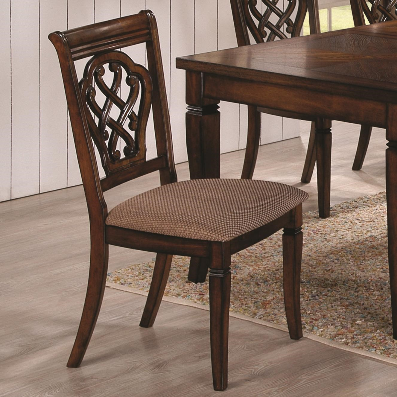 Exceptional Coaster Dining 10339Dining Chair ...