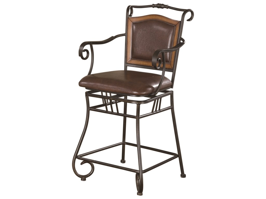 Coaster Dining Chairs And Bar Stools 24 Metal Bar Stool With