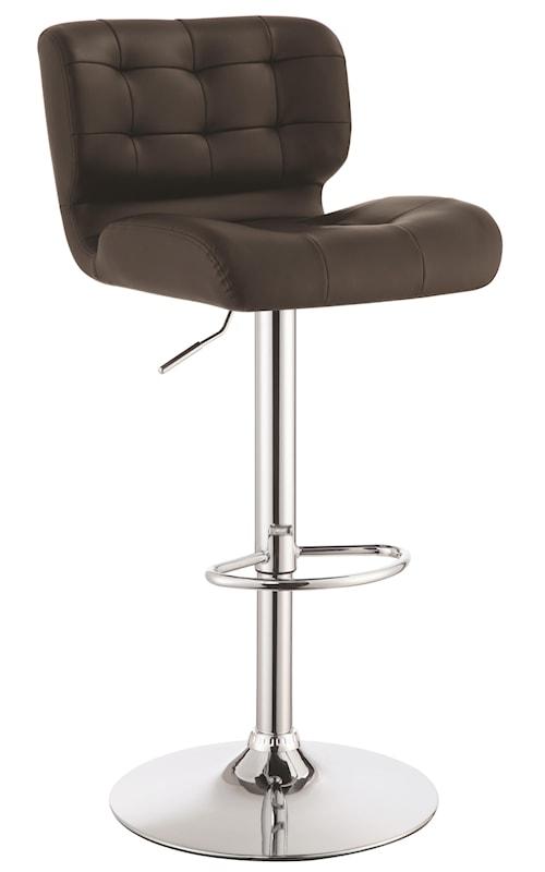 Coaster Dining Chairs And Bar Stools 100544 Adjustable Bar