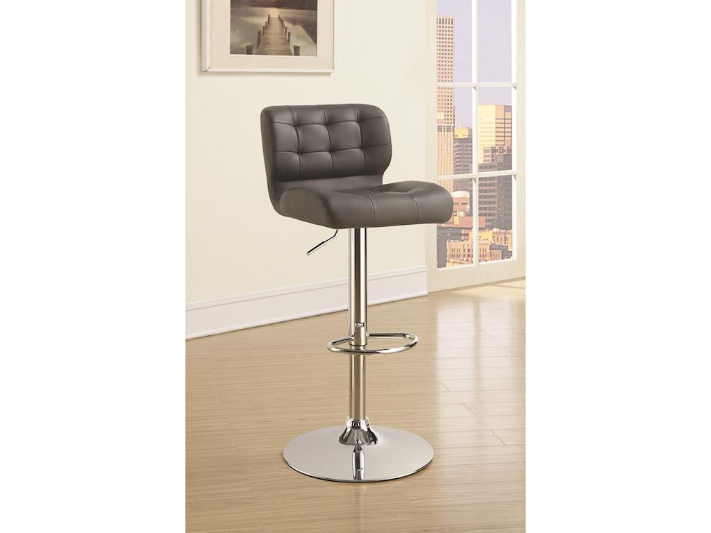 Coaster Dining Chairs and Bar StoolsAdjustable Bar Stool