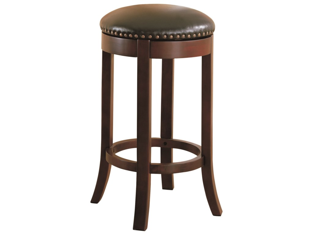 Coaster Dining Chairs And Bar Stools 29 Swivel Bar Stool With