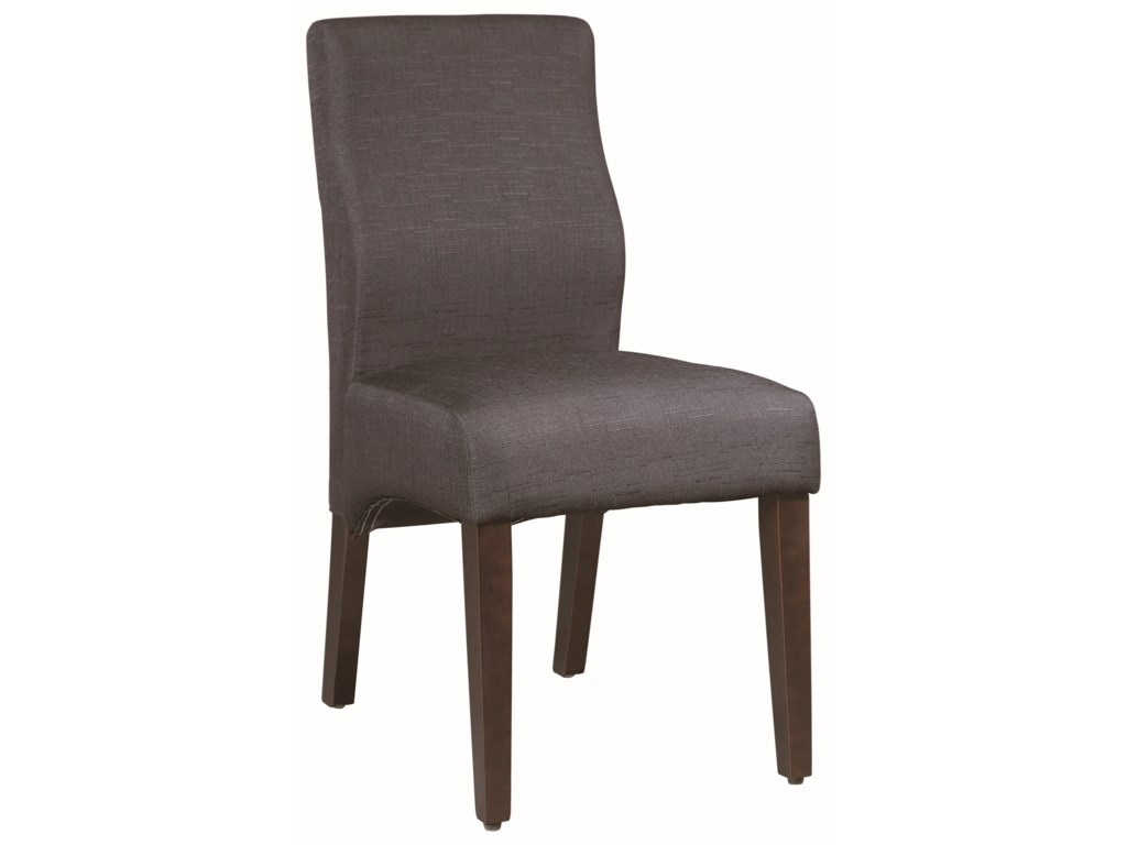 Coaster Dining Chairs and Bar Stools Upholstered Dining Chair ...