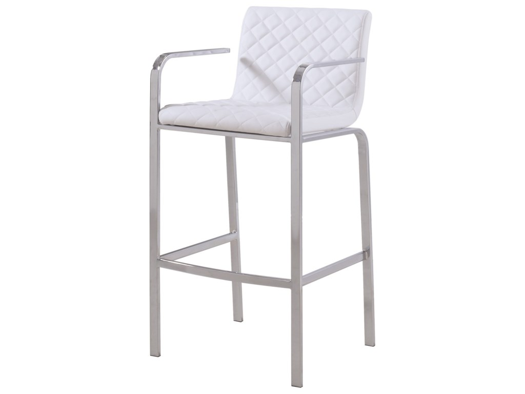 Coaster Dining Chairs And Bar Stools Contemporary Bar Stool With