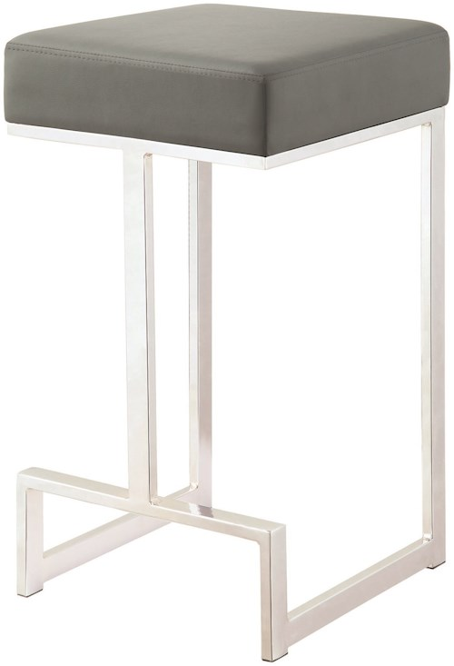 Coaster Dining Chairs and Bar Stools Contemporary Counter Height Stool