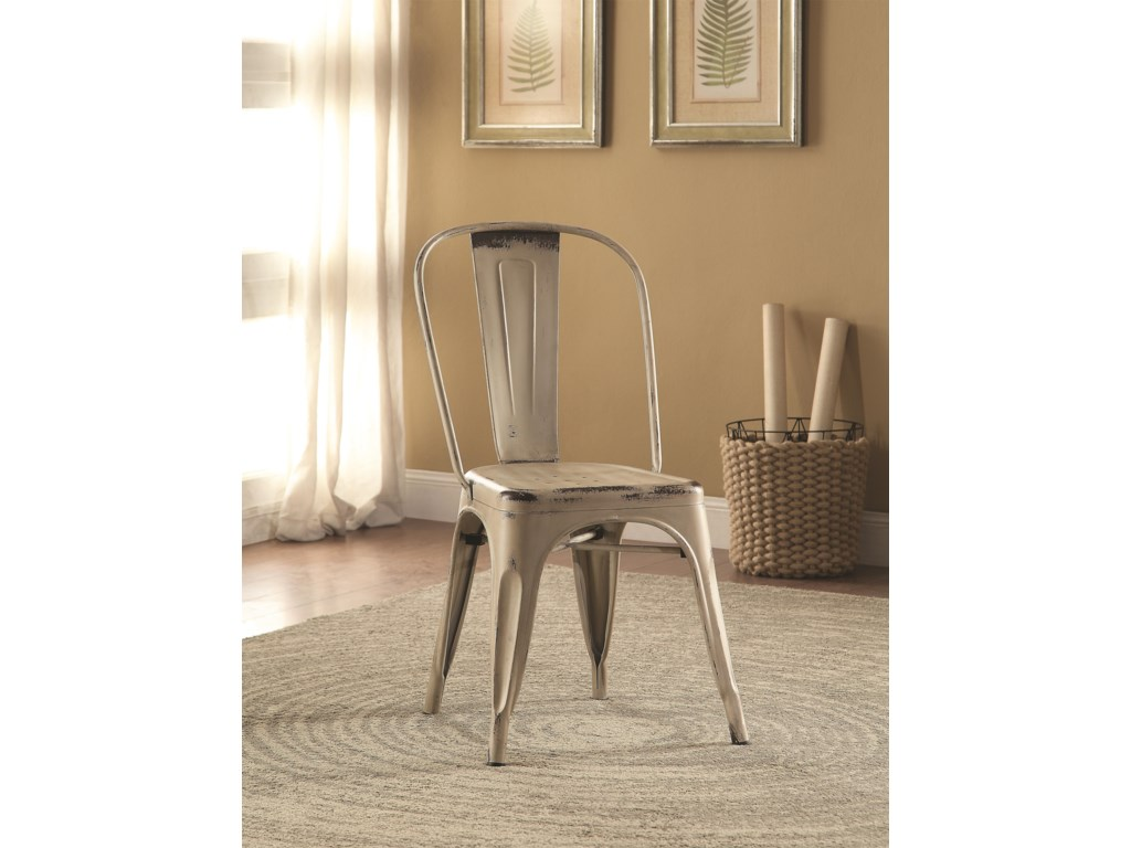 Coaster Dining Chairs and Bar StoolsMetal Chair