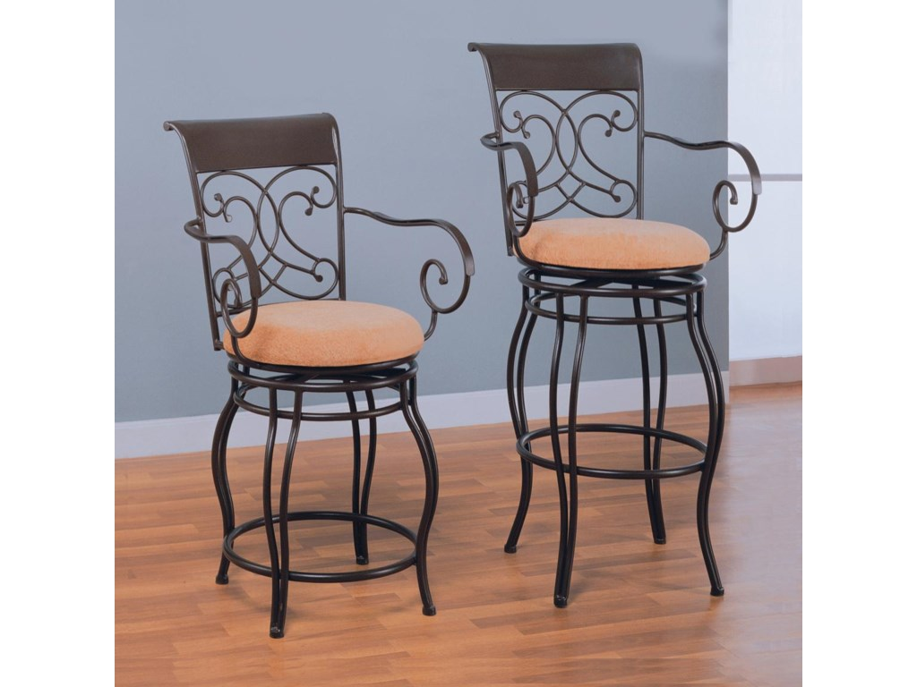Shown with 29 Inch Bar Stool