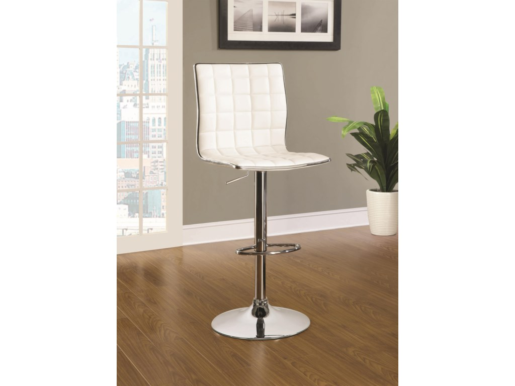 Coaster Dining Chairs and Bar StoolsAdjustable Bar Stool