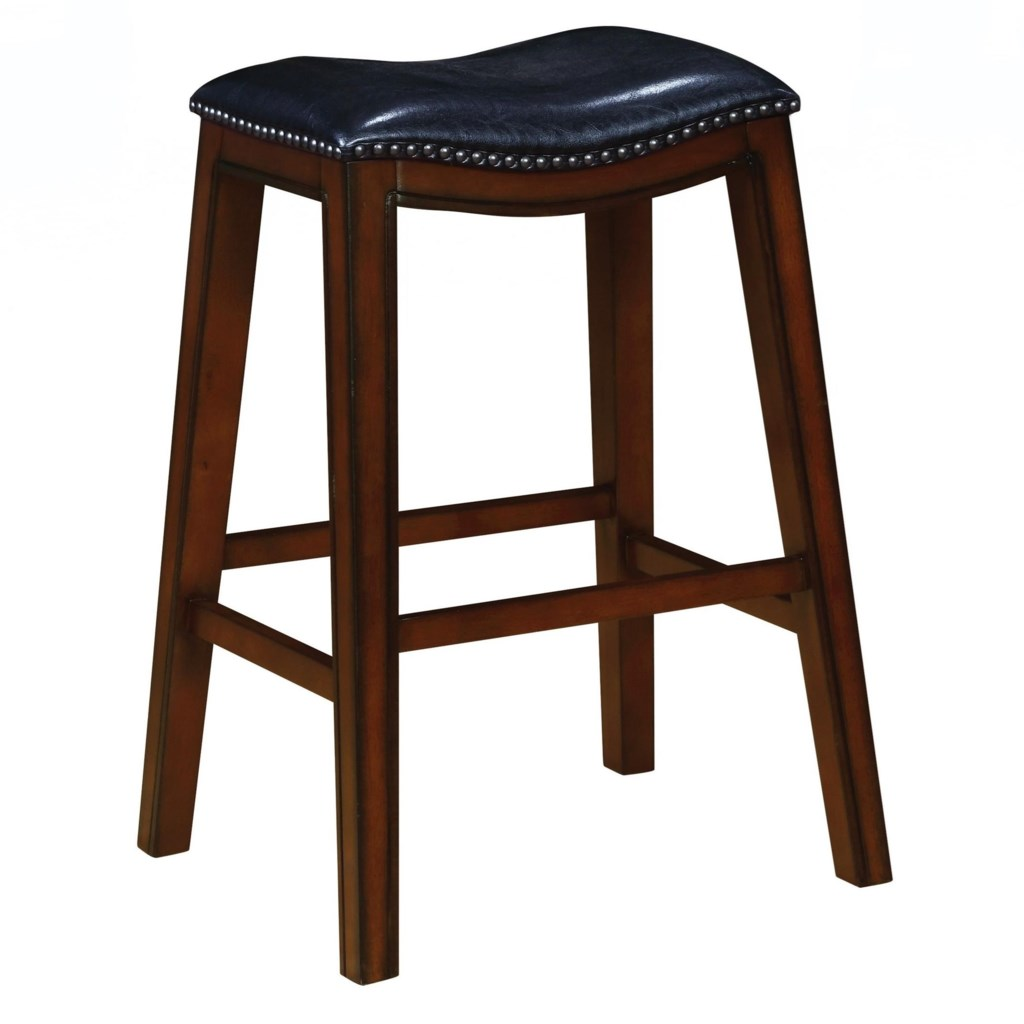 Coaster Dining Chairs And Bar Stools 122262 Upholstered Backless Bar