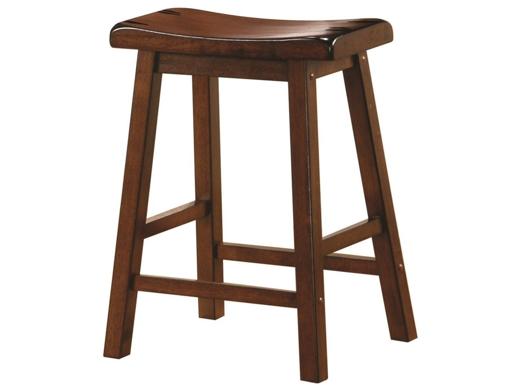 Coaster Dining Chairs and Bar StoolsWooden Bar Stool