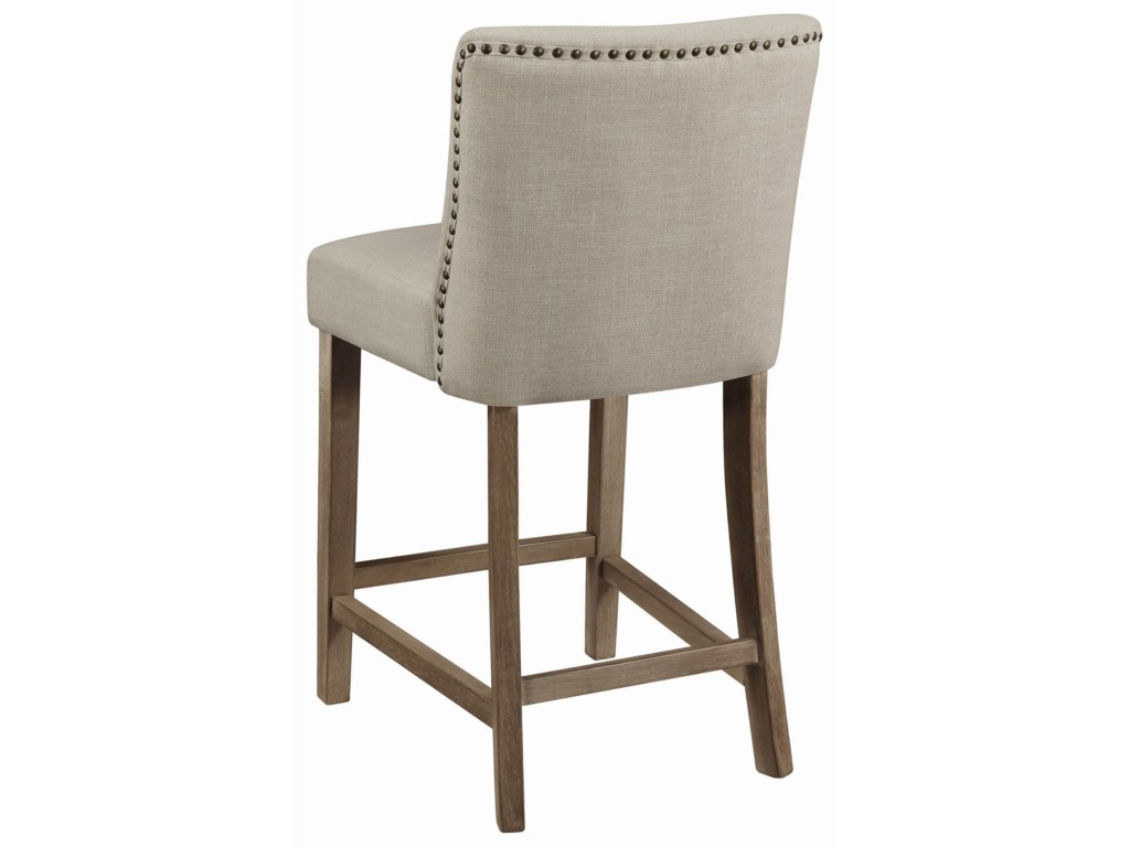 Rooms Collection Two Dining Chairs and Bar StoolsCounter Height Stool