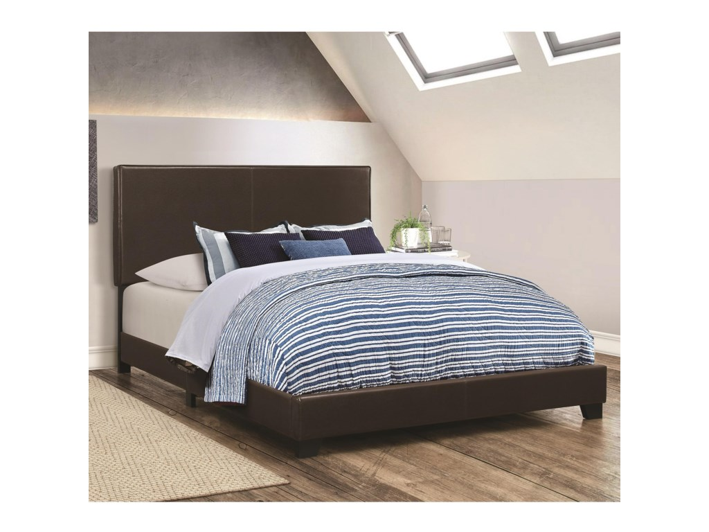 Coaster Dorian BrownCalifornia King Bed